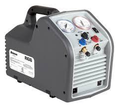 rg6 portable refrigerant recovery machine robinair rg6 jpg