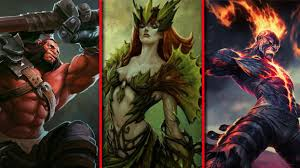 comparing mobas dota 2 vs league of legends vs heroes of