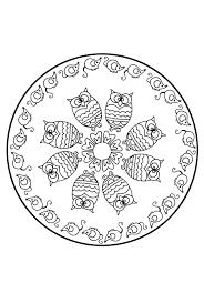 Uilen Mandala