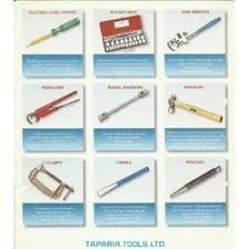 hand tool names. category, : machine tools hand tool names