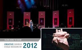 Church Stage Design Ideas Church Stage Designs 2012