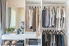 Begehbarer Kleiderschrank: Ideen zum DIY-Bauen | erdbeerlounge.de