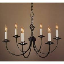 hubbardton forge 6 arm forged twist basket chandelier hf 10 8060