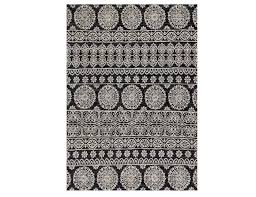 kingston geo collection rug beautiful lotus area rug 7 9 x 9 9 of