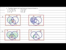 Contoh Diagram Venn Komplemen Matematika Dasar Perkuliahan Jawaban Soal No 4 Himpunan Unej