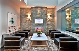 fireplace interior design. luxury interior design with modern ventless fireplace at nyc hommage by ny hearth cabinet