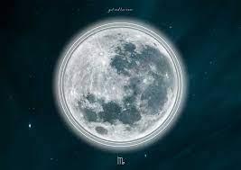 Scorpio Super Full Moon + Ritual April 2021 – Girl and Her Moon