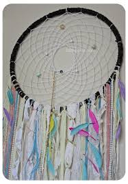 Where To Buy Dream Catcher Hoops DIY HULA HOOP DREAMCATCHER Life By Mom 23