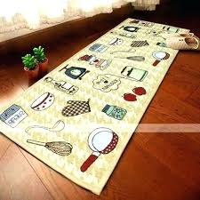 rubber backed washable rugs washable kitchen rugs with rubber g machine non skid and runners was