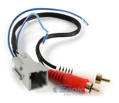 metra 70 5521 (met 705521) amplifier harness for select 2003 2005 Car Stereo Wiring Guide at Metra Car Stereo Wire Harness