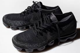 nike vapormax black. a detailed look at the super limited triple black nike air vapormax vapormax o