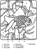 Or perhaps you have a home aquarium they love to the pdf file will open in a new window for you to save the freebie and print the pages. Fish Coloring Pages