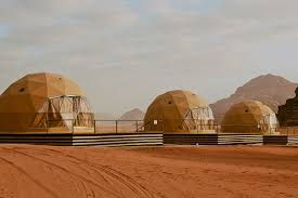 The Martian Experience - FDomes