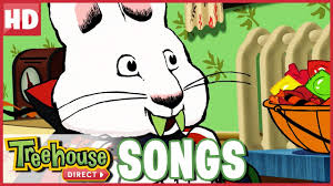 Max U0026 Ruby SING Itsy Bitsy Spider  Treehouse Direct SONGS NEW Max And Ruby Episodes Treehouse