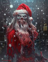 Image result for copyright free images of bad santa clauses