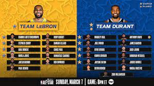 NBA All-Star Game 2021, Key stats, Live ...