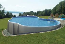 radiant aboveground and semi inground swimming pools affordable above ground n14