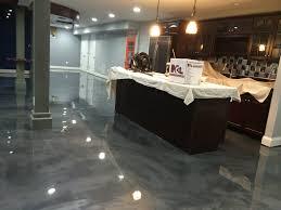Epoxy Basement Floor Finishing  Inspiring Basement Ideas - Finish basement floor