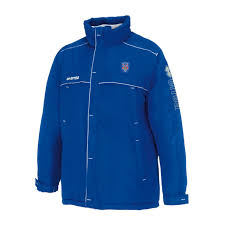 picture of witheridge football club winter coat royal