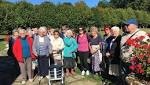 Barley care home residents enjoy Stepping Out day at St Paul's Walden Bury