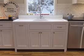 farmhouse kitchen sinks with drainboard kitchen trendy kitchen for