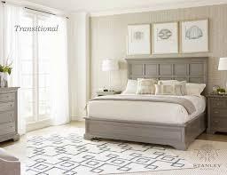 transitional bedroom sets. Plain Sets Transitional Collection Bedroom Set By Stanley Furniture  Wagneru0027s  To Sets