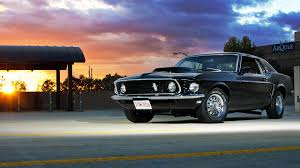 Classic Ford Mustang Wallpapers Group