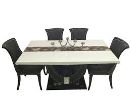 dining table sets indian. lucky u 1+6 marble dining table set sets indian h