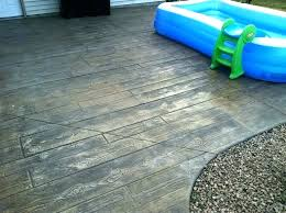 stamped concrete that looks like wood wood stamped concrete patio plank rs r looks like stamped stamped concrete that looks like wood