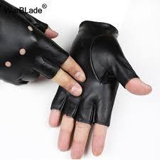 2019 warblade high qualtiy kids leather gloves boy girls fingerless gloves chilidren half finger mittens breathable enfants from pjtucker 33 06 dhgate