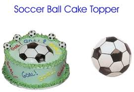 How To Decorate A Soccer Ball Cake 100 in Soccer Ball Cake Topper KidsSoccerWorld 99