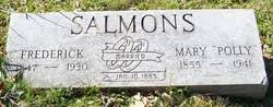"Mary Elizabeth ""Polly"" Mills Salmons (1855-1941) - Find A Grave Memorial"