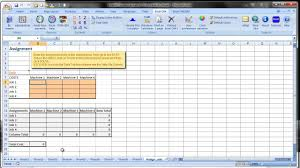excel om qm tutorials using excel s solver excel om qm tutorials using excel s solver