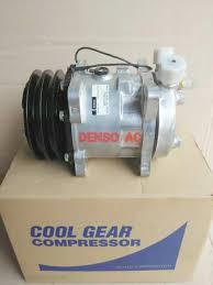 compresor. compressor compresor kompresor ac mobil sd507 / sd 507 universal merk : denso asli (new m