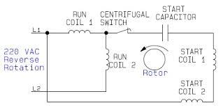 wiring diagram reversible single phase motor wiring diagram with single phase motor with capacitor forward and reverse wiring diagram at Single Phase Motor Forward Reverse Wiring Diagram