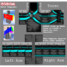 Roblox R15 Shirt Template Shirt Template For Roblox Download