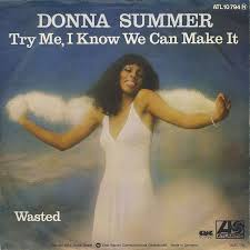 45cat donna summer try me i know we can make it wasted atlantic germany atl 10 794