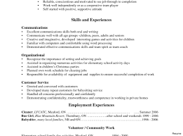 Create Your Resume Online For Free Interesting Hotel Security Job Resume On Description Of 100a 58