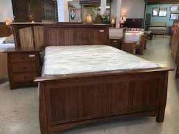 arts and craft style bedroom furniture. american amish build bed set quarter sawn arts and craft style bedroom furniture r