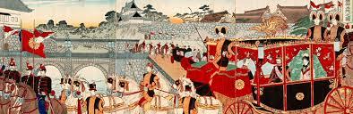 Tokugawa Period And Meiji Restoration History