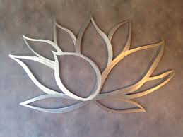 lotus flower metal wall art lotus metal art by inspiremetals on metal lotus flower wall art with lotus flower metal wall art lotus metal art home decor metal