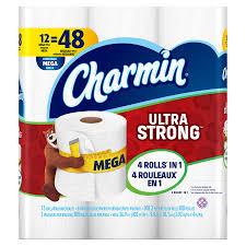 charmin bathroom tissue. Charmin 12-Pack Toilet Paper Bathroom Tissue L