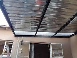 steel carports roofs