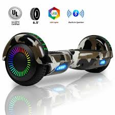 Gotrax Hoverboard Red Light