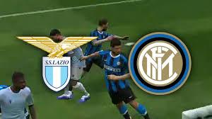 Lazio vs Inter Milan #Lazio #Inter Match Highlights - YouTube
