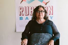rubicon bakers rebuilds lives bakes cakes berkeleyside leslie crary at rubicon bakers photo clara rice