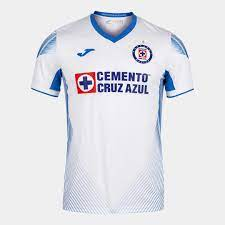 Joma Men's Cruz Azul Away Jersey 2021 ...