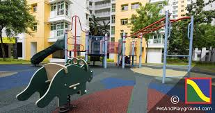 playground equipment for apartment complex