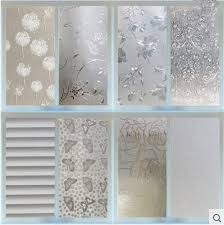 8 waterproof pvc privacy frosted home bedroom bathroom window sticker glass bathroom windows frosting and window