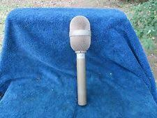 microphone parts electro voice microphone for parts not working untested ds 35